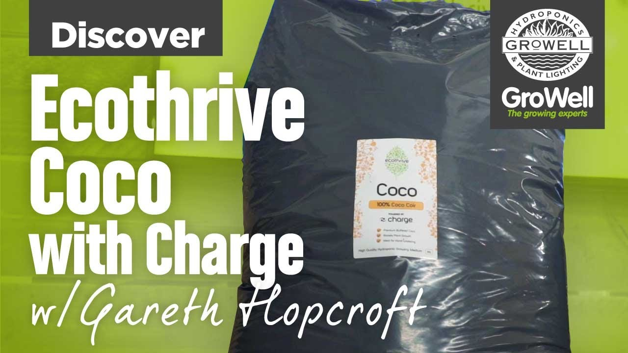 Ecothrive Coco With Charge Ft Gareth Hopcroft Discover
