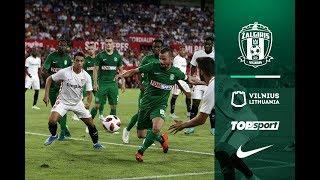 UEFA Europos lygos atranka | Sevilla 1:0 Žalgiris