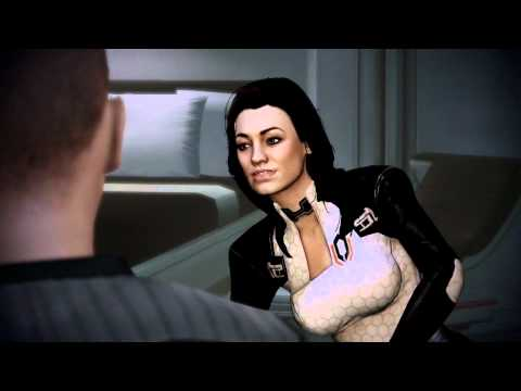 Mass Effect 2: Miranda Are You Jealous?