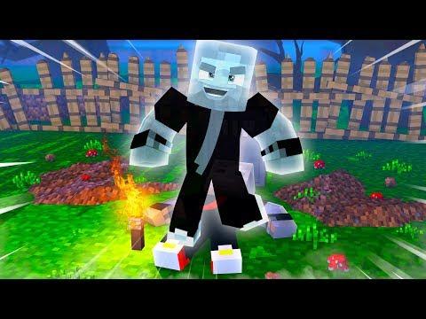 """1 TAG LANG 'LEBEN"""" ALS GESPENST?! - Minecraft [Deutsch/HD]"""