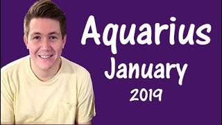 Aquarius January 2019 Horoscope   Gregory Scott Astrology