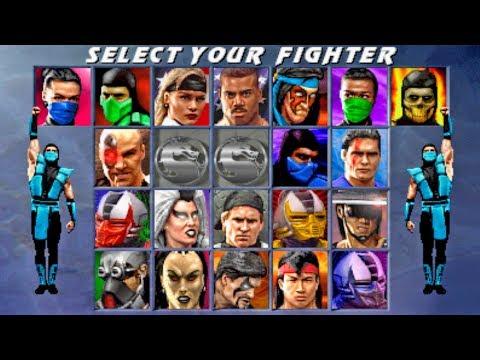 Ultimate Mortal Kombat 3 - CLASSIC SUB-ZERO (PS2)【TAS】 thumbnail