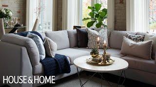 Interior Design – A Small And Bright Open Concept Condo