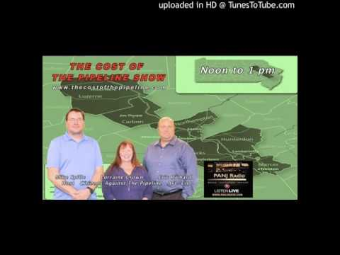 PANJ Radio The Cost of the Pipeline Oct 19, 2016
