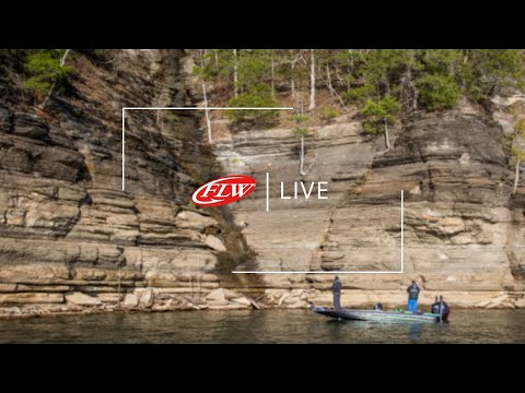 FLW Live Coverage | Lake Cumberland | Day 3