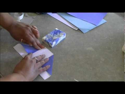 How To Wrap Handmade Soap For Him