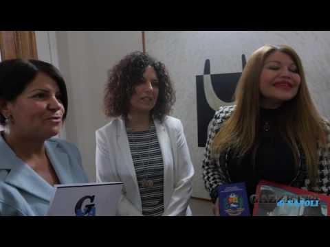 Intervista alla Console generale del Venezuela - Amarilis Gutierrez Graffe