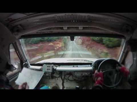 Scottish Borders Hill Rally 2010 (Friesian Racing)