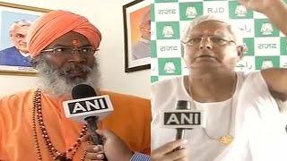 Dadri Lynching: Sakshi Maharaj Reacts To Lalu
