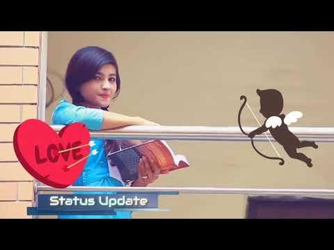 Jagorone Jai Bivabori - New Rabindra Sangeet Whatsapp Status Video 2018
