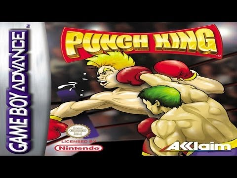 Punch King - Arcade Boxing (GBA)