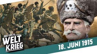Kavallerie, Spionage und Kosacken I DER ERSTE WELTKRIEG Woche 47