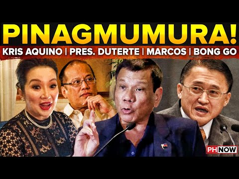 BREAKING NEWS MARCH 27, 2021 PRES. DUTERTE KRIS AQUINO MARCOS BONG GO SARA 2022 -  (2020)