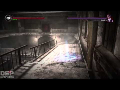 This is how you DON'T play Evil Within DLC The Executioner