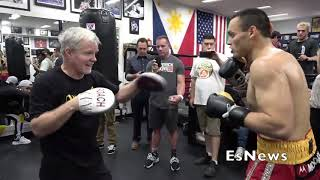 Robert Garcia On Julio Cesar Chavez Jr vs Danny Jacobs  EsNews Boxing
