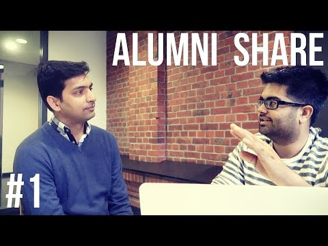 Alumni Share #1: Blue Card, PR, Tips for Students and Supply Chain Management