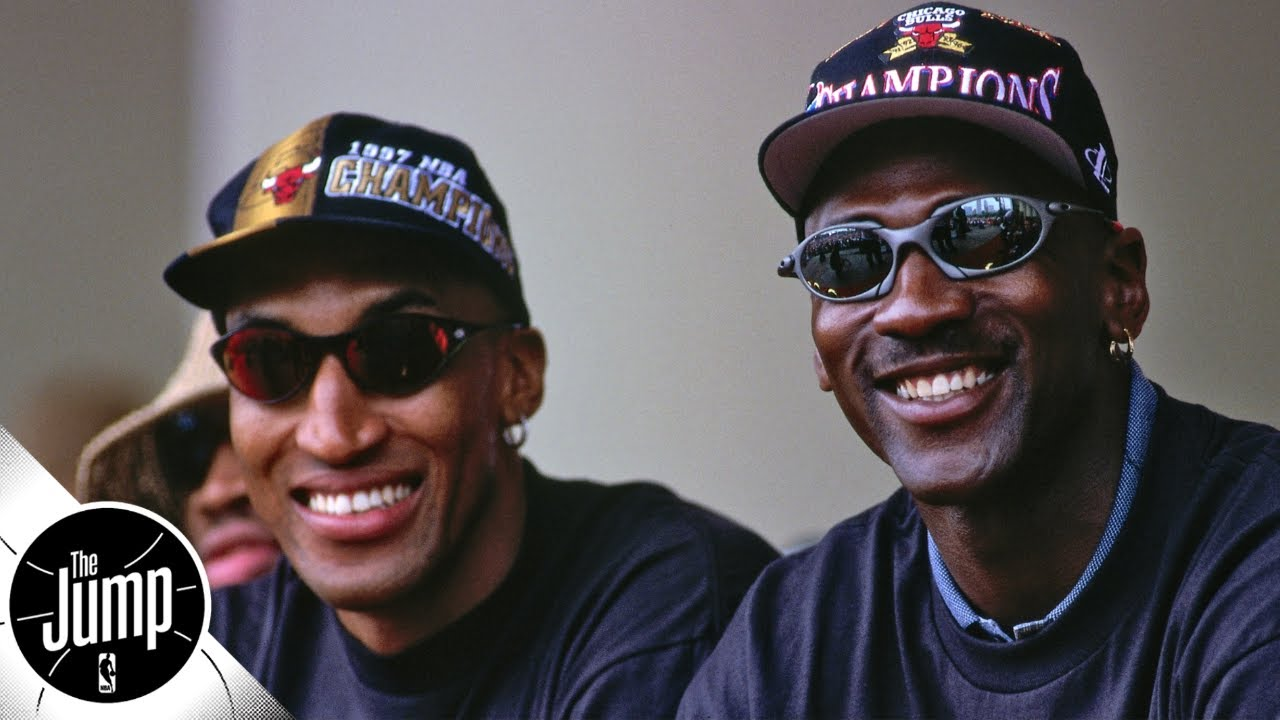 Are Michael Jordan and Scottie Pippen Friends? The Teammates ...