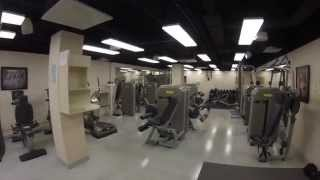 Queen Mary 2 Crew Gym - My Way to the Seven Seas