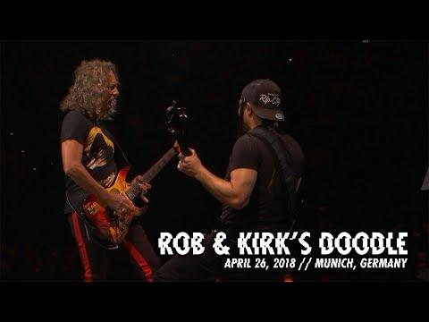 Metallica: Skandal im Sperrbezirk (Rob & Kirk Doodle - Germany 2018)