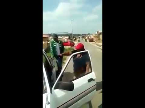 Watch: Mzansi Girl find her Mann cheating, see what she did thumbnail