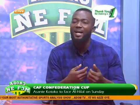 CAF Confererating Cup - Agoro Ne Fom (9-3-19)