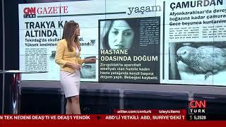 Merve Dinçkol - CNN TÜRK Gazete 19.12.2018