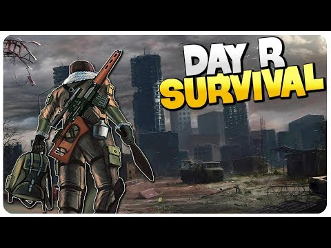 Day R Survival Update - Post Apocalyptic Russia! | Day R Survival Game (Android iOS)