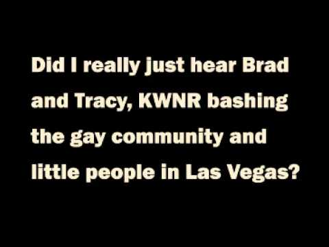 Las Vegas radio station, KWNR, bashing the gay community?