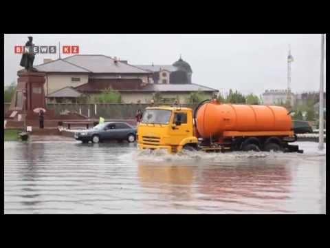 Астана Потоп