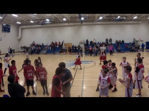 Todd County Elementary Boys Basketball Tournament 2108