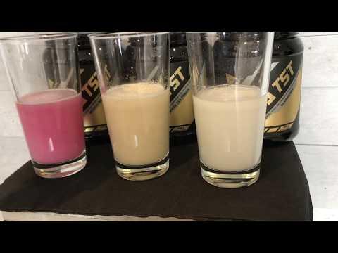Peak EAA Test - Die Lslichkeit der Essentiellen Aminosuren von Peak
