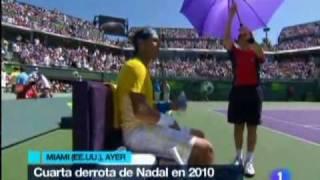 Rafael Nadal-un Rafael que nunca habiamos visto...
