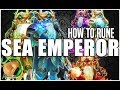 SUMMONERS WAR: How To Rune Sea Emperor (Poseidon, Okeanos, Triton, Pontos, Manannan)