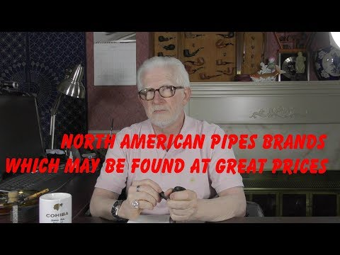 Estate Pipes Below The Collector Radar And Great Values - North America