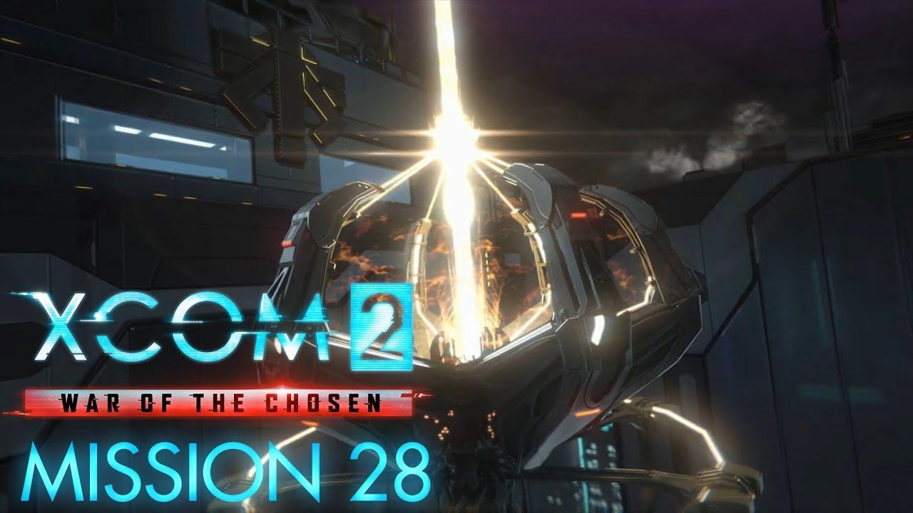 xcom 2 war of the chosen mission 28 walkthrough no. Black Bedroom Furniture Sets. Home Design Ideas