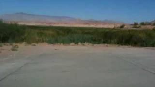 Lake Mead Overton Boat Ramp