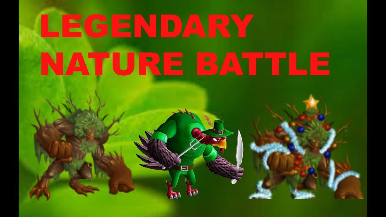 Monster Legends Best Nature Monster