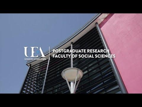 Social Sciences - Postgraduate Research | University of East Anglia (UEA)