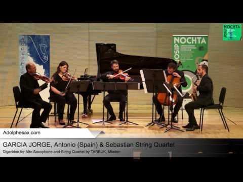 Digeridoo by TARBUK, Mladen - GARCIA JORGE, Antonio (Spain)