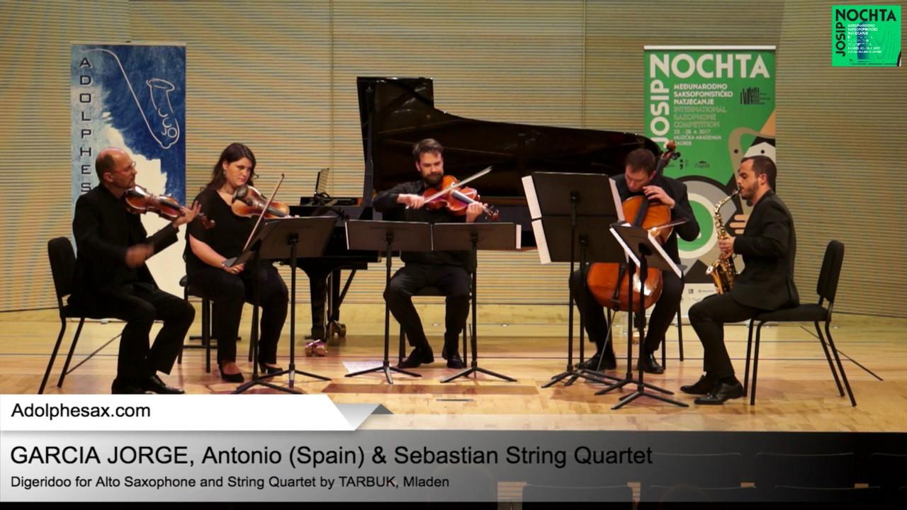 Digeridoo by TARBUK, Mladen – GARCIA JORGE, Antonio (Spain)