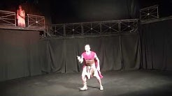 Ajax by Sophocles directed by Jeff S. Dailey