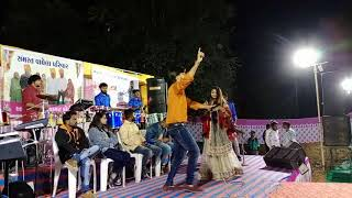 Ravi Rajput & Twinkle Sharma new garba song...2020