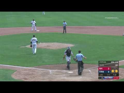 07/01/18: Trenton Thunder vs. New Hampshire Fisher Cats