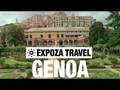 Genoa (Italy) Vacation Travel Video Guide