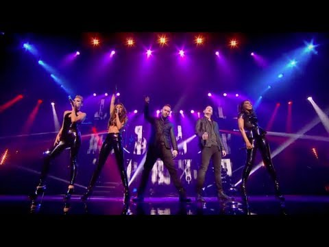 LIBERTY X SING 'JUST A LITTLE' LIVE - THE BIG REUNION