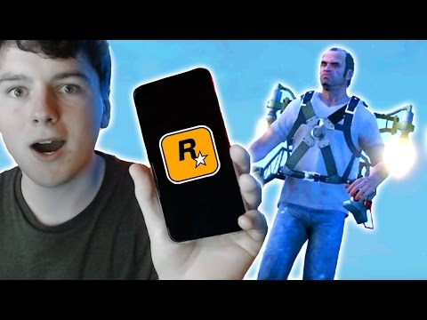 ASKING ROCKSTAR HOW TO FLY THE JETPACK IN GTA 5!
