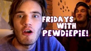 STORY BEHIND PEWDIEPIE ! - QnA - (Fridays With PewDiePie - Part 47)