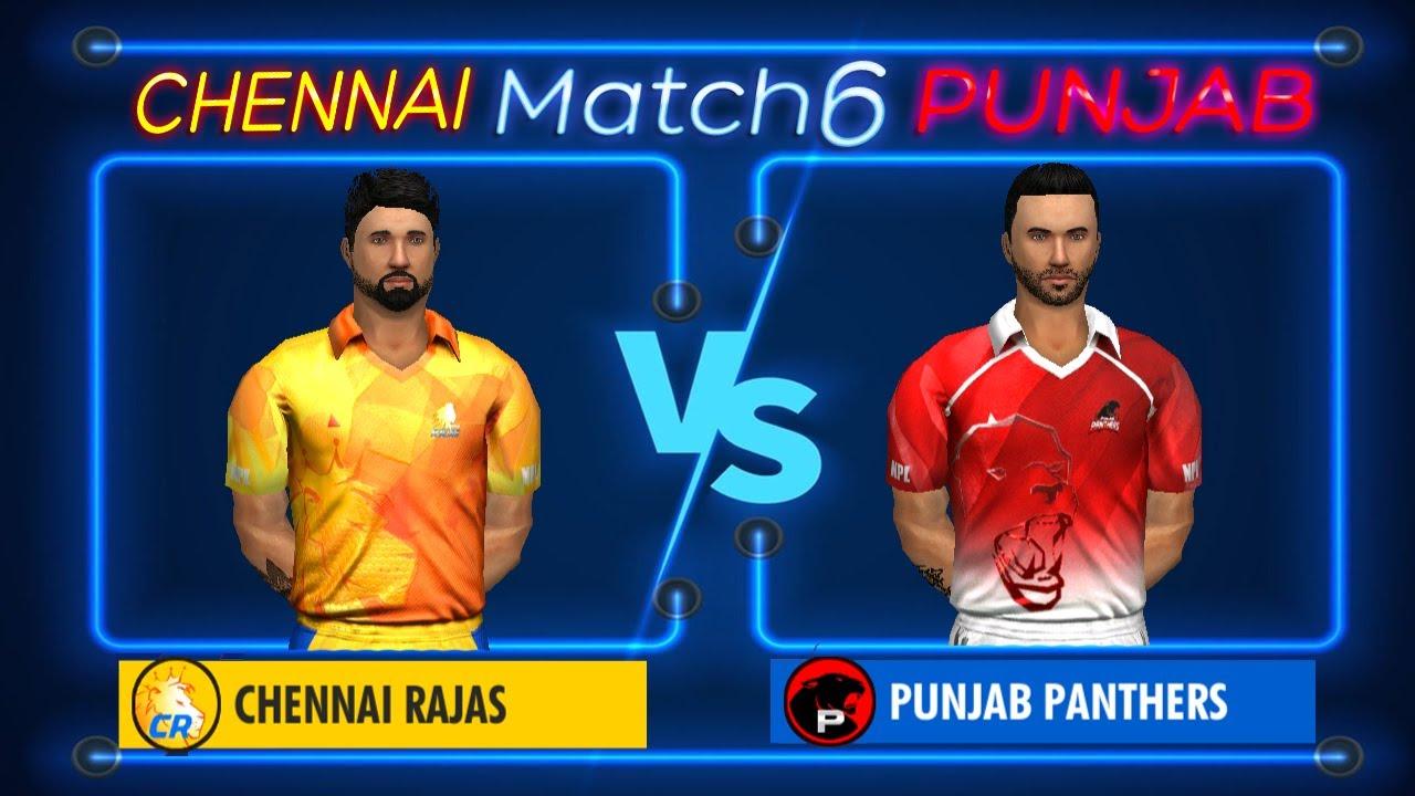 Chennai Super kings vs Punjab Kings - IPL 2021 World cricket championship 3 | Road to 200K