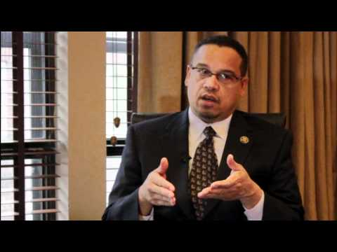 In Conversation with Congressman Keith Ellison