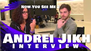 Andrei Jikh: Now You See Me 2 EXCLUSIVE ON SET INTERVIEW